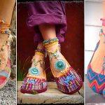 Alpargatas bohemias, un calzado bien chic que toda mujer quisiera tener