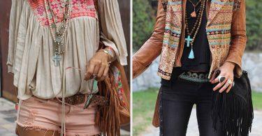 Diferentes estilos de bolsos para mujer