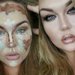 Aprovecha la magia del contouring o contorno de piel