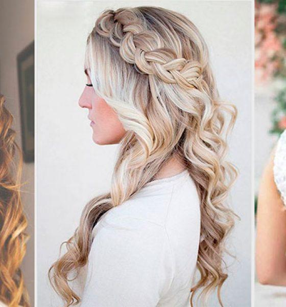 Peinados de novia para el 2017 que causan sensación