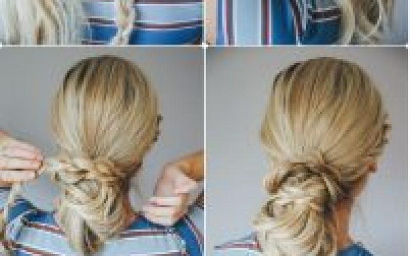 peinados con trenza 5
