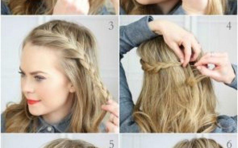 peinados con trenza 9