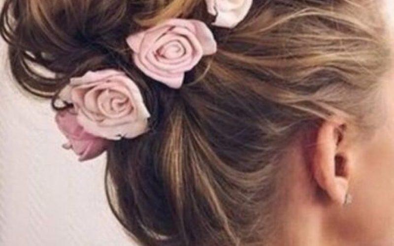 peinados de novia 2017 13