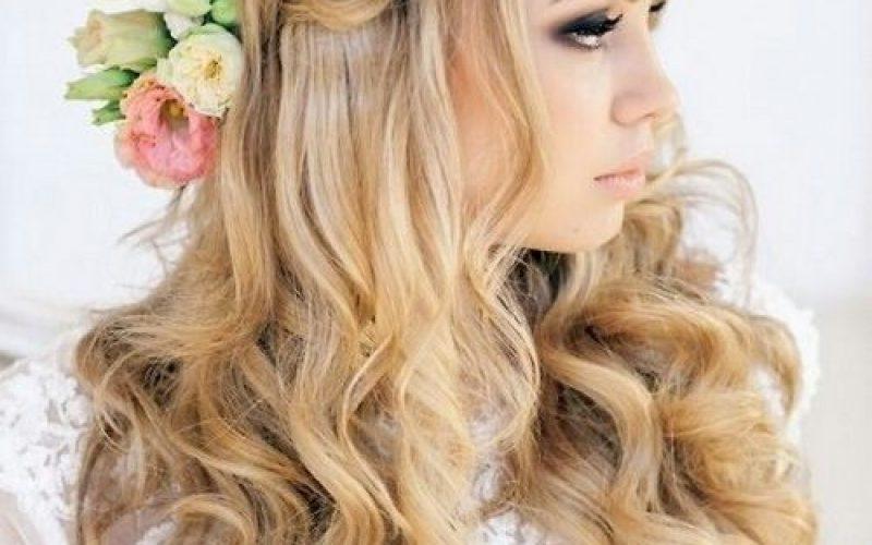 peinados de novia 2017 16