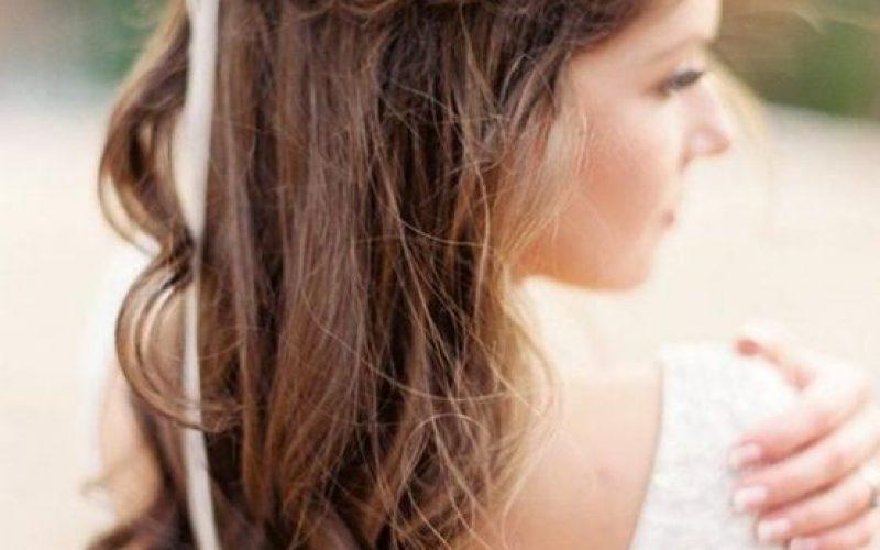 peinados de novia 2017 17