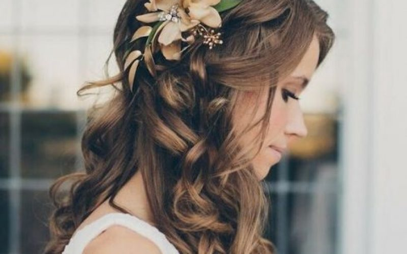 peinados de novia 2017 18