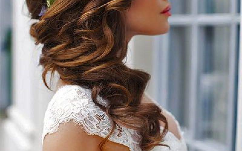 peinados de novia 2017 19