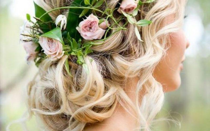 peinados de novia 2017 4
