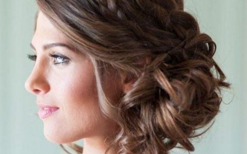 peinados de novia peinado novia media melena