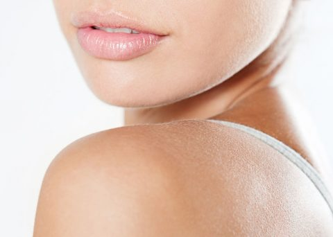 Parches de gel para hidratar tus labios