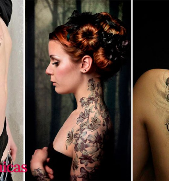 Los tatuajes más increíbles para mujeres atrevidas