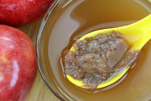 Beneficios del vinagre de manzana en tu rostro