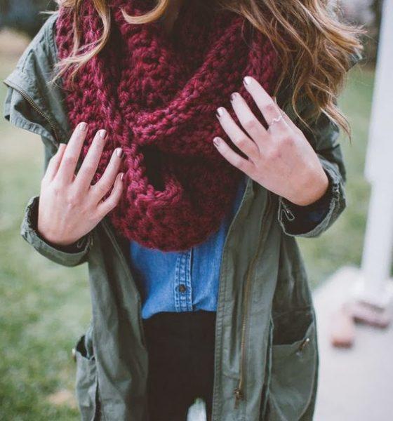 ¡Atrévete a usar una bufanda! La prenda de los mil usos