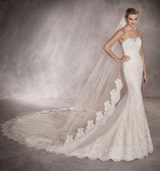 Colección pronovias 2017 y las últimas tendencias en vestidos