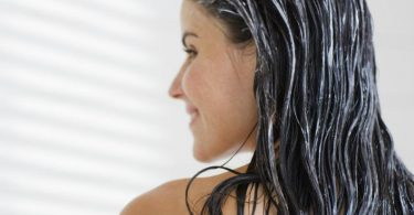 Aceite de coco para el cabello