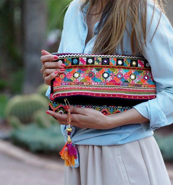 Lo esencial que debe contener tu bolso de mano