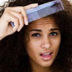Reduce el volumen del cabello con estos tips