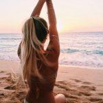 Tips para cuidar tu cabello cuando estás en la playa