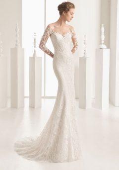 Vestido de novia 2017 diseñados por Rosa Clará