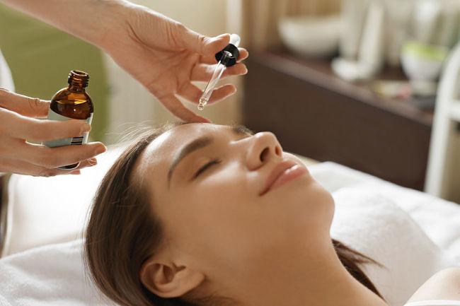 aceite facial según tipo de piel