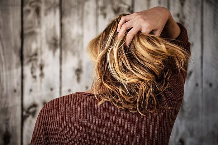 Corte en capas para cabellos con movimiento