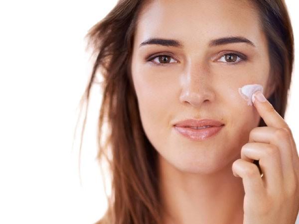 Proceso de hidratación para la piel