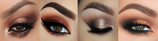 Maquillaje de las cejas
