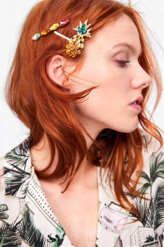 Accesorios para el cabello tendencias el 2020