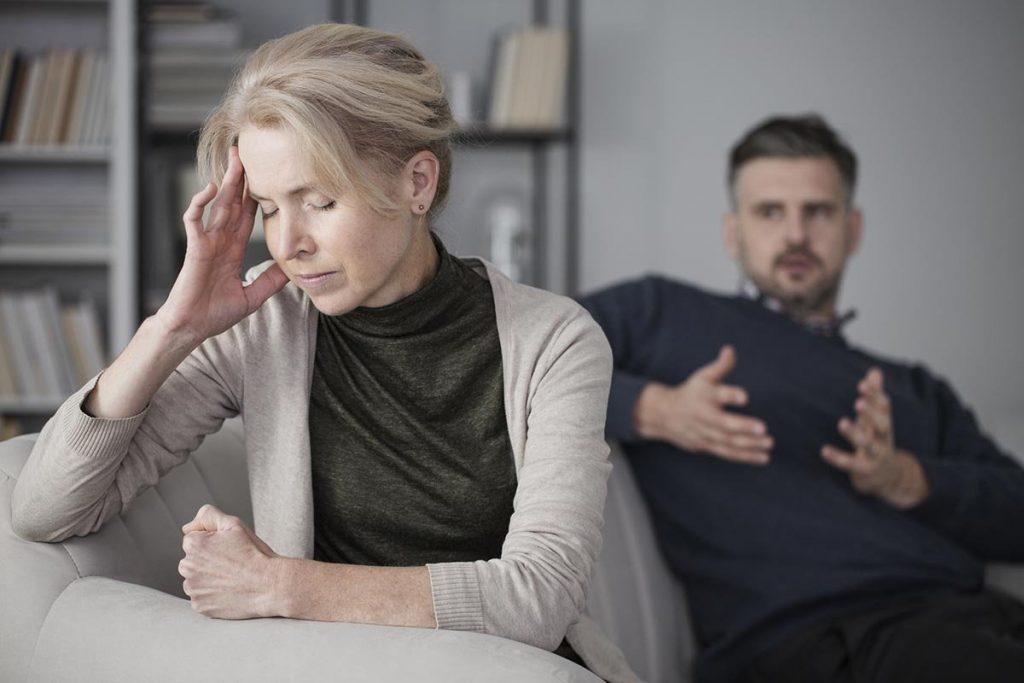 Señales en una relación abusiva